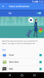 Sony Xperia Ear App 03