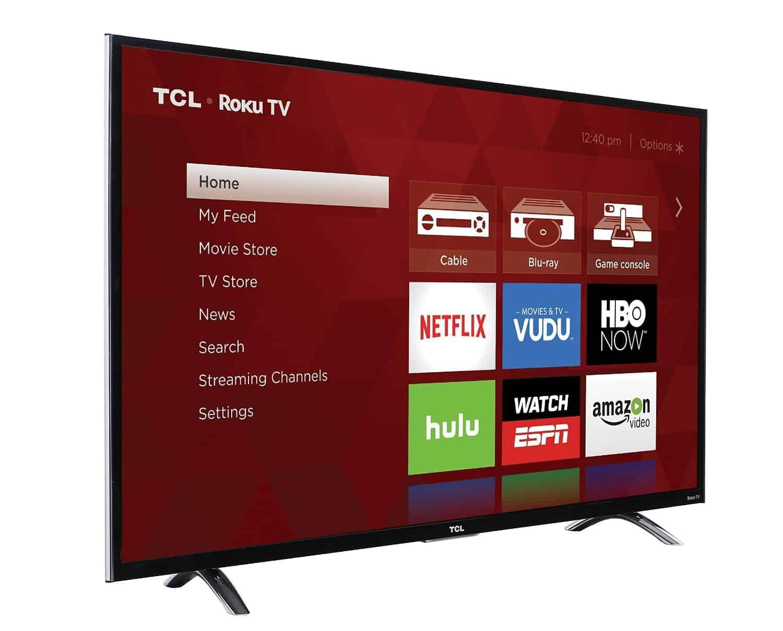 TCL 55 inch 4K P Series Roku TV Deal 3