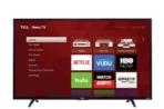 TCL 55 inch 4K P Series Roku TV Deal 5