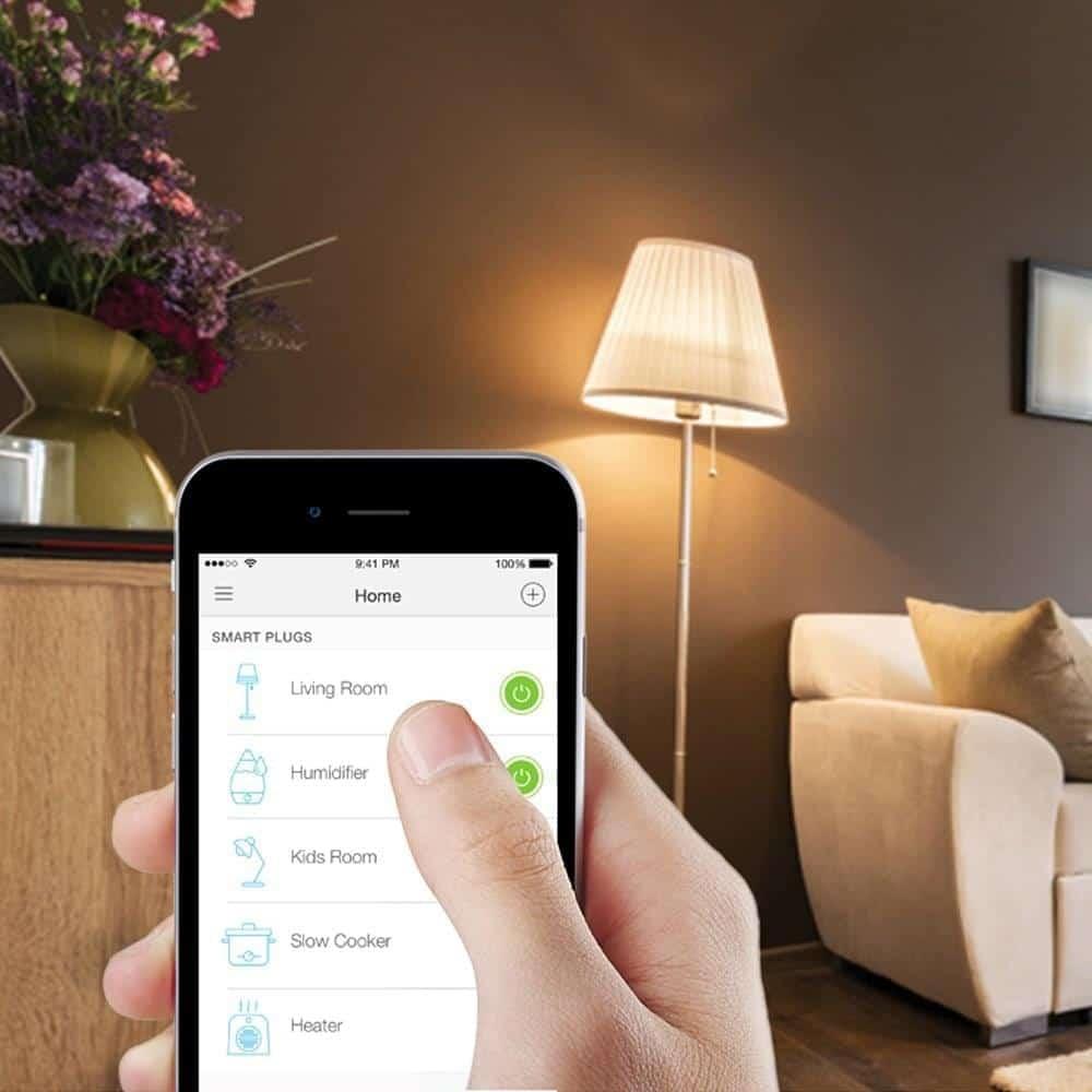 TP LINK smart plug 4
