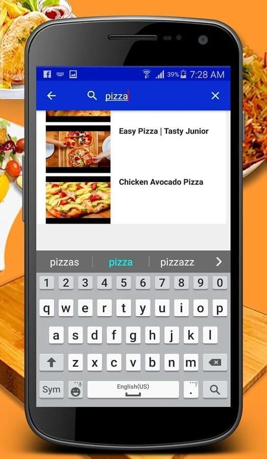 30 Tasty Food Mobile App Designs for Foodies – beseech.net ...
