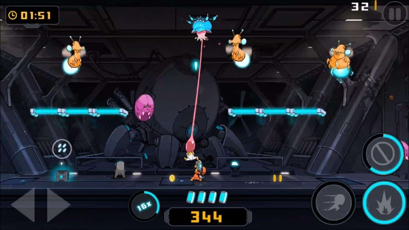 The Bug Butcher game official image 1
