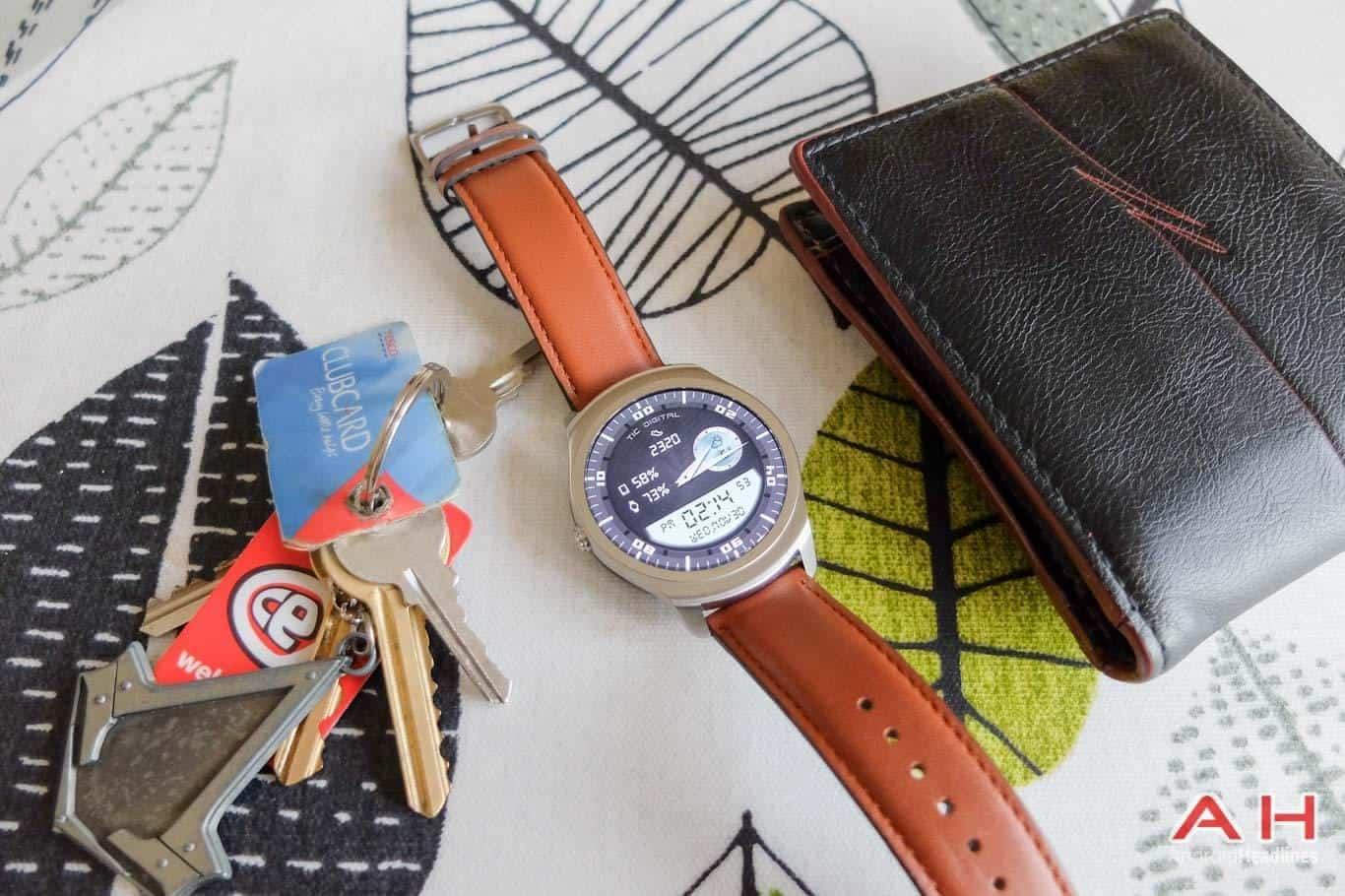 Ticwatch 2 AH TD 16