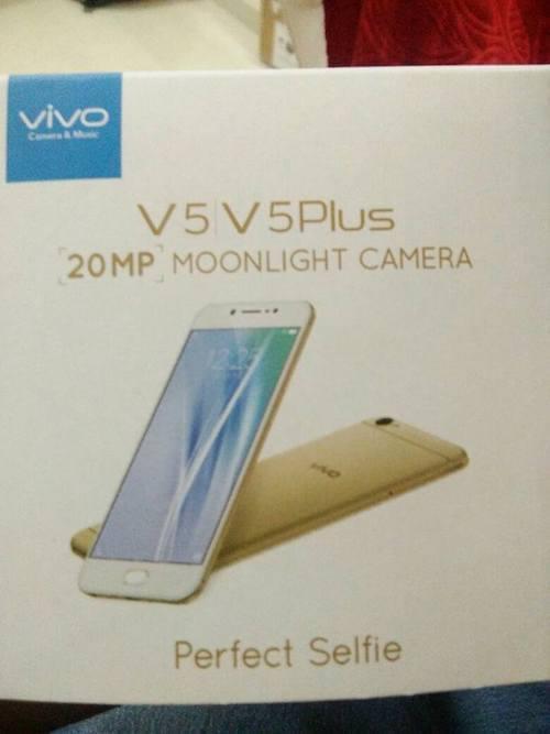 Vivo V5 and V5 Plus leak 1