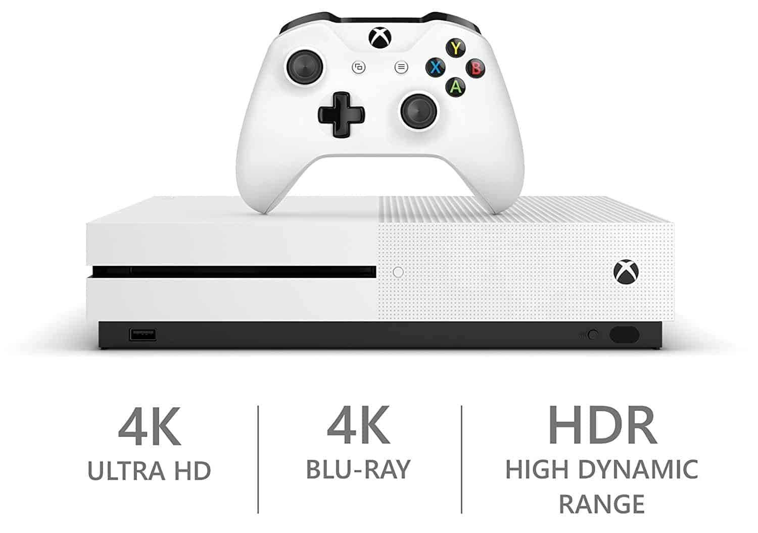 Xbox One S GoW4 Bundle Deal 2
