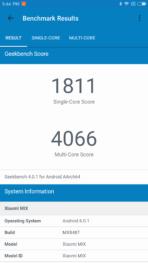 Xiaomi Mi MIX AH NS Screenshots benchmark 3