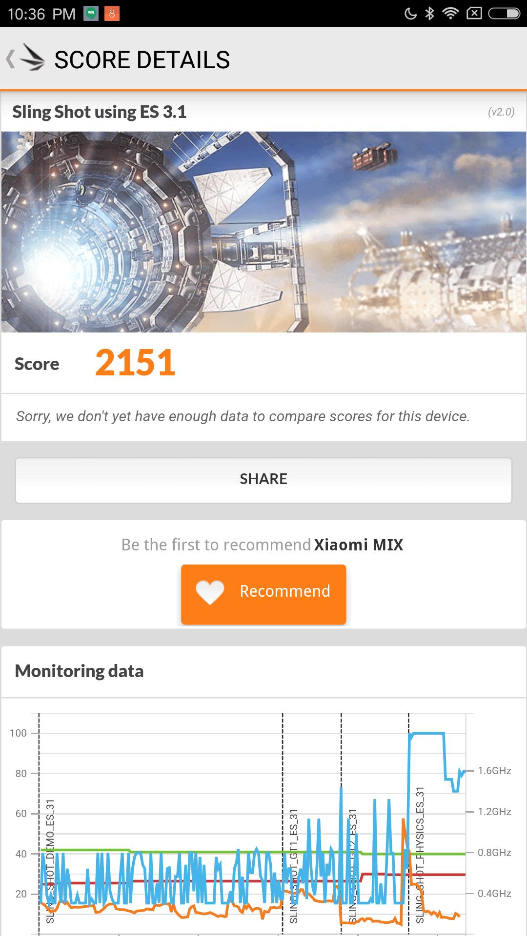 Xiaomi Mi MIX AH NS Screenshots benchmark 5
