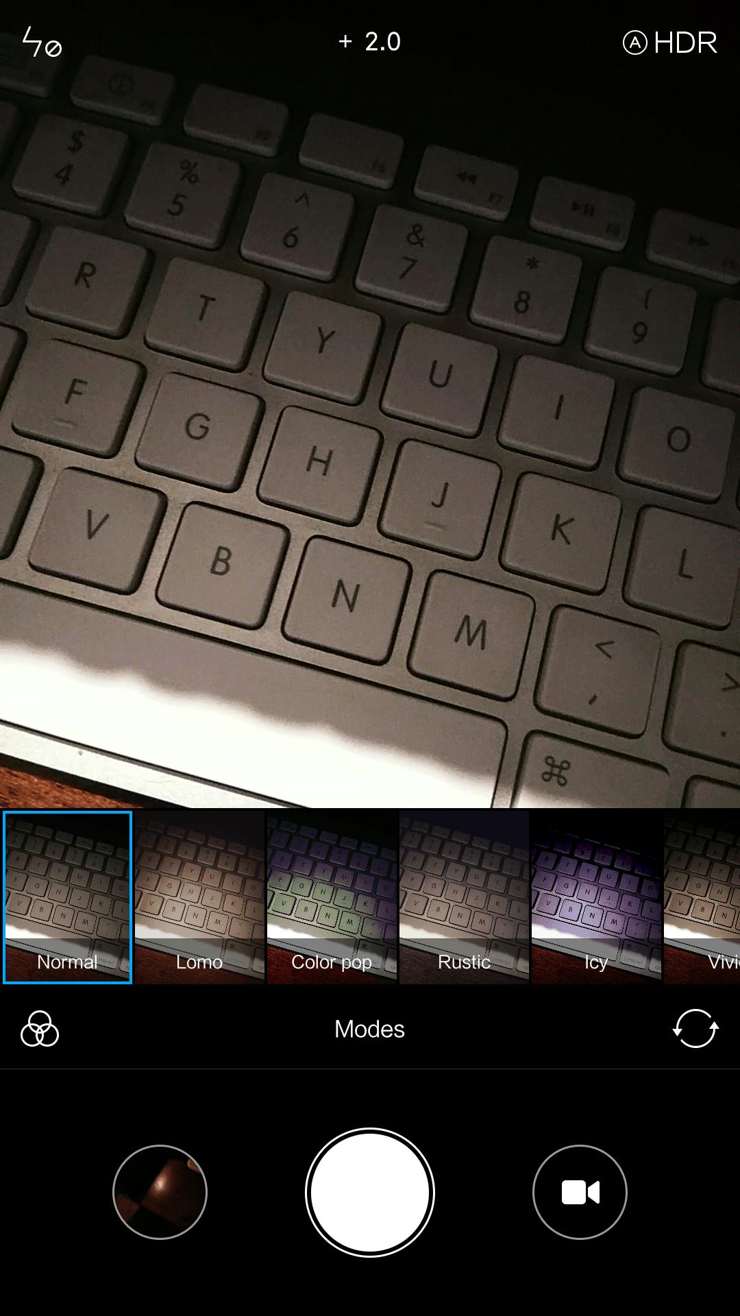 Xiaomi Mi MIX AH NS Screenshots camera 4