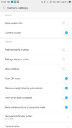 Xiaomi Mi MIX AH NS Screenshots camera 5