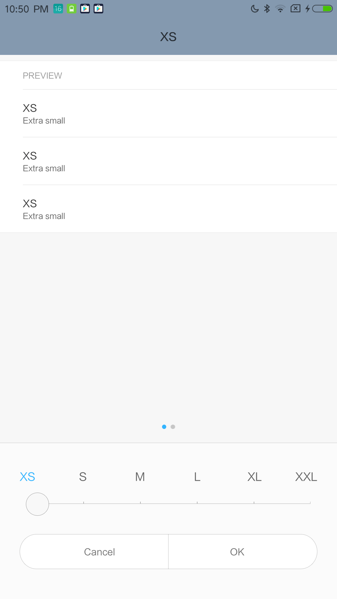 Xiaomi Mi MIX AH NS Screenshots display 3