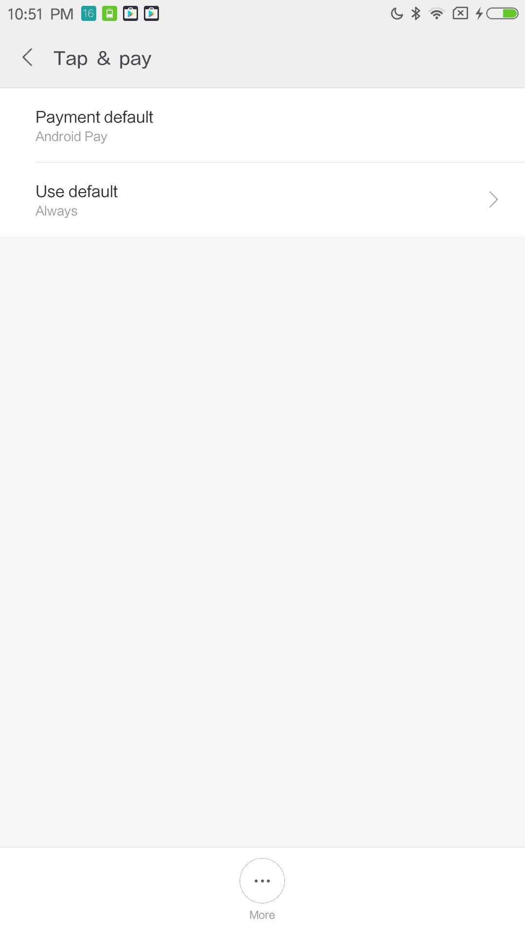 Xiaomi Mi MIX AH NS Screenshots radio 3