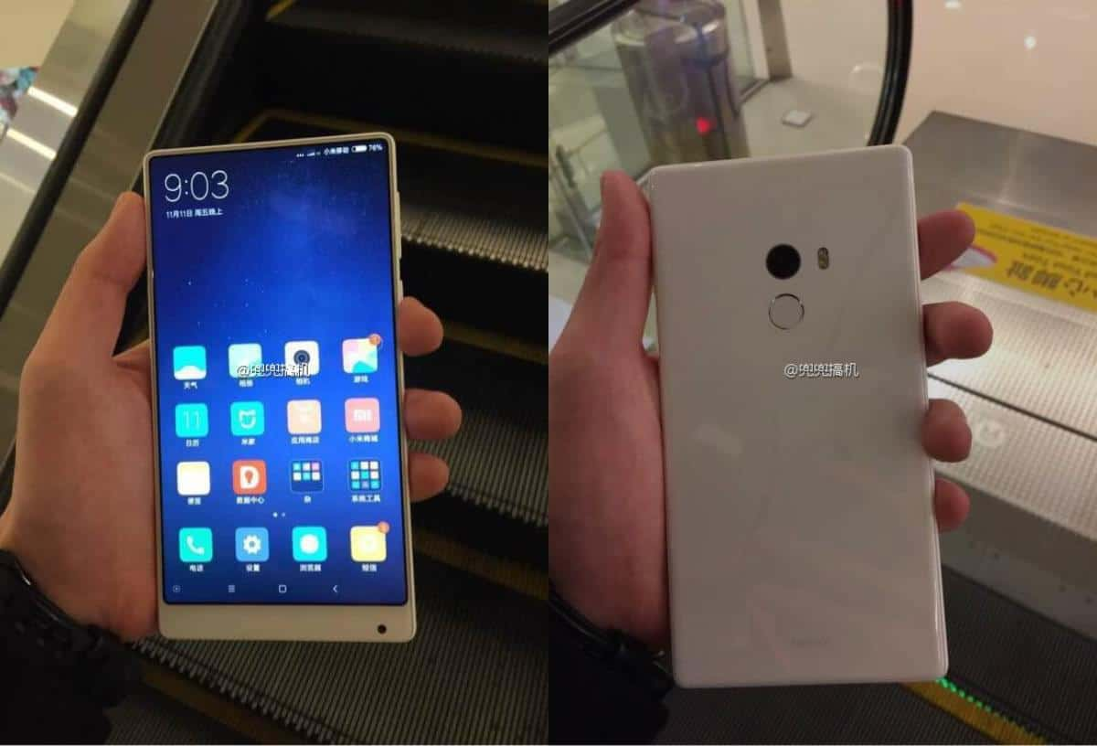 Xiaomi Mi MIX white leak 31