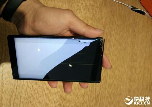 Xiaomi Mi Mix Breakage 2