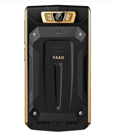 YAAO 6000 Plus Smartphone Comes With A 10,900mAh Battery