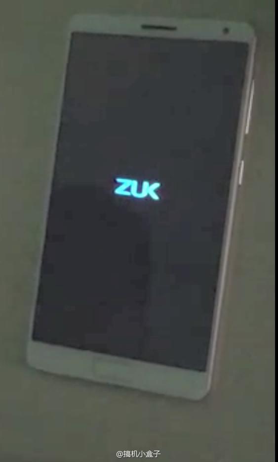 ZUK Edge leak 12