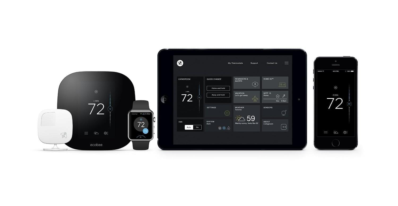 ecobee3 smart thermostat 5