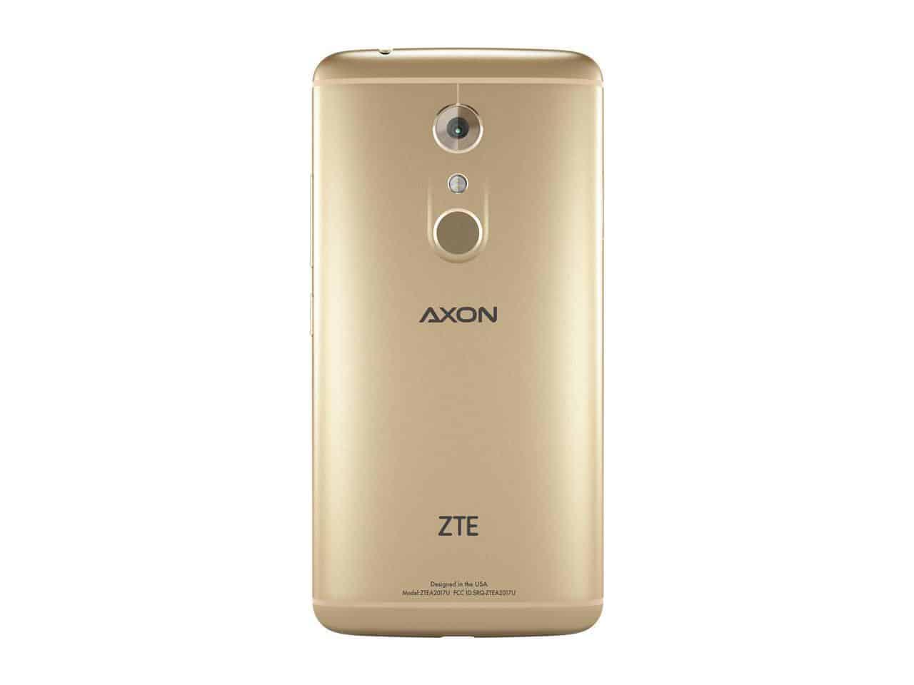 zte axon 7 6