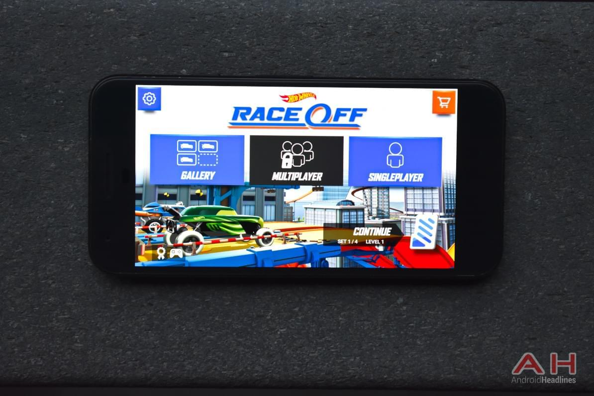 Hot Wheels: Race Off! Is Now Live On Google Play