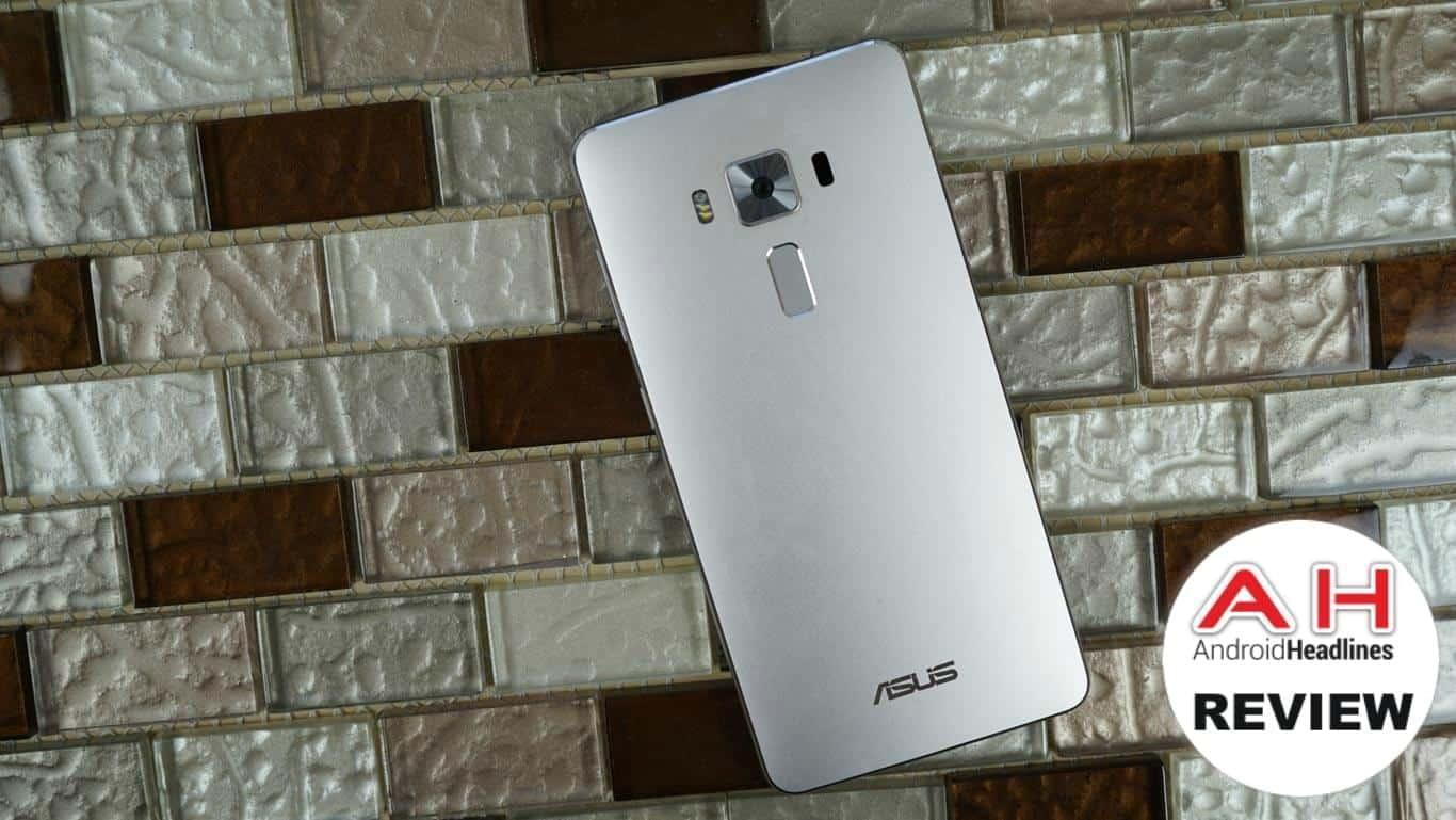 ASUS ZenFone 3 Deluxe Review AH