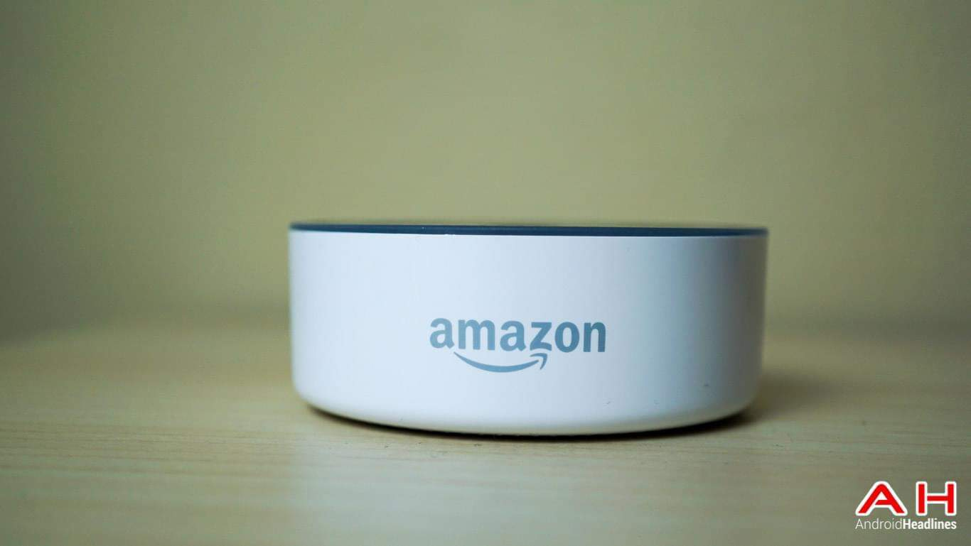 Amazon Echo Dot AH 1 2