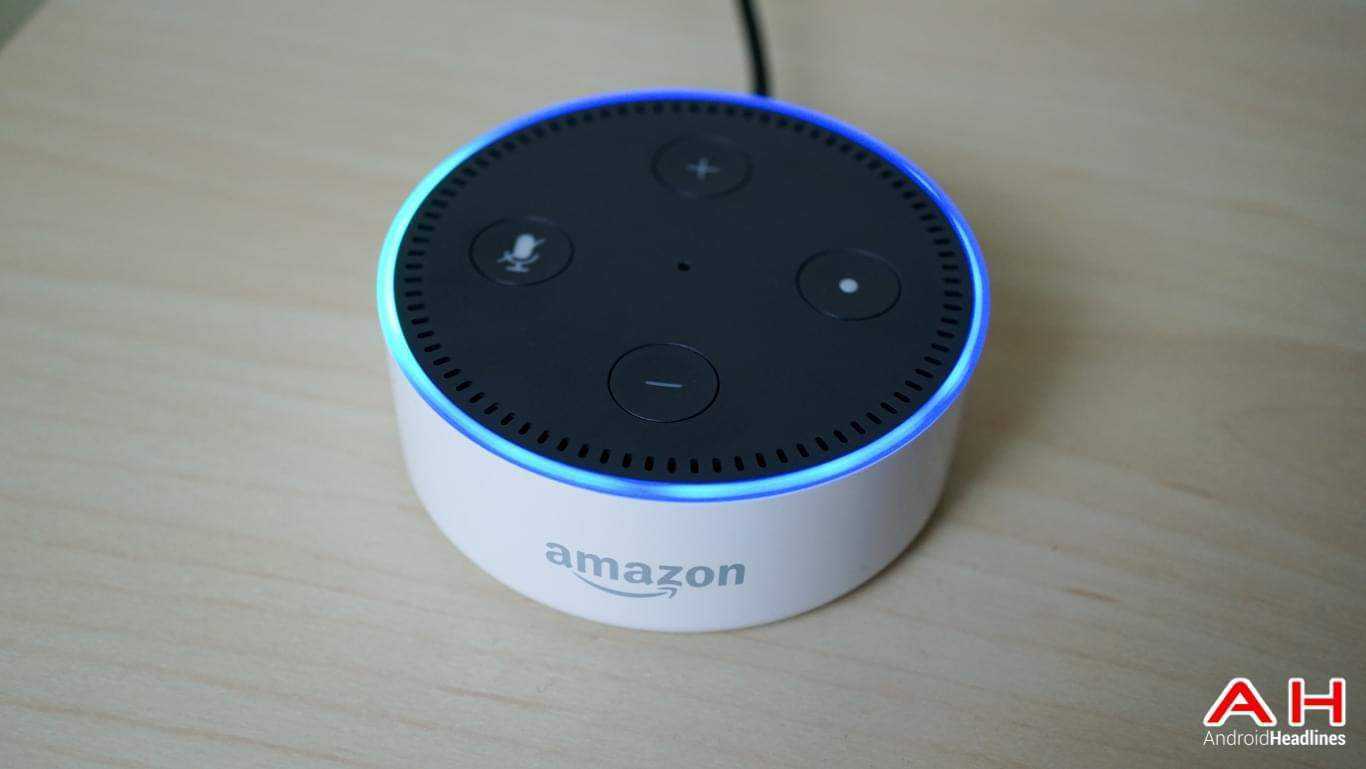 Amazon Echo Dot AH 4
