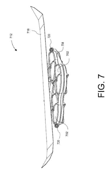 Amazon Flying Warehouse Patent 7