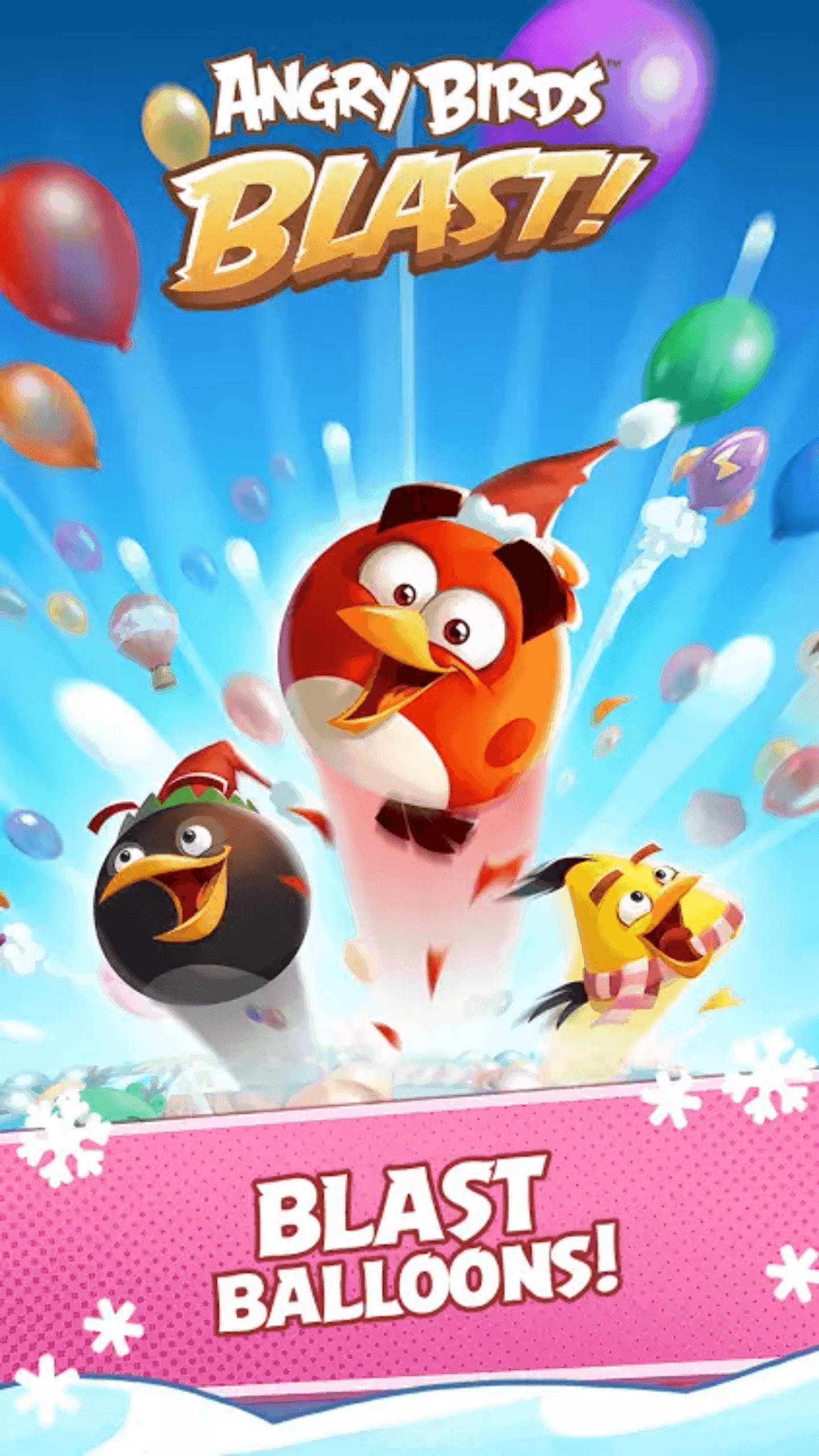 Angry Birds Blast Screenshot 01