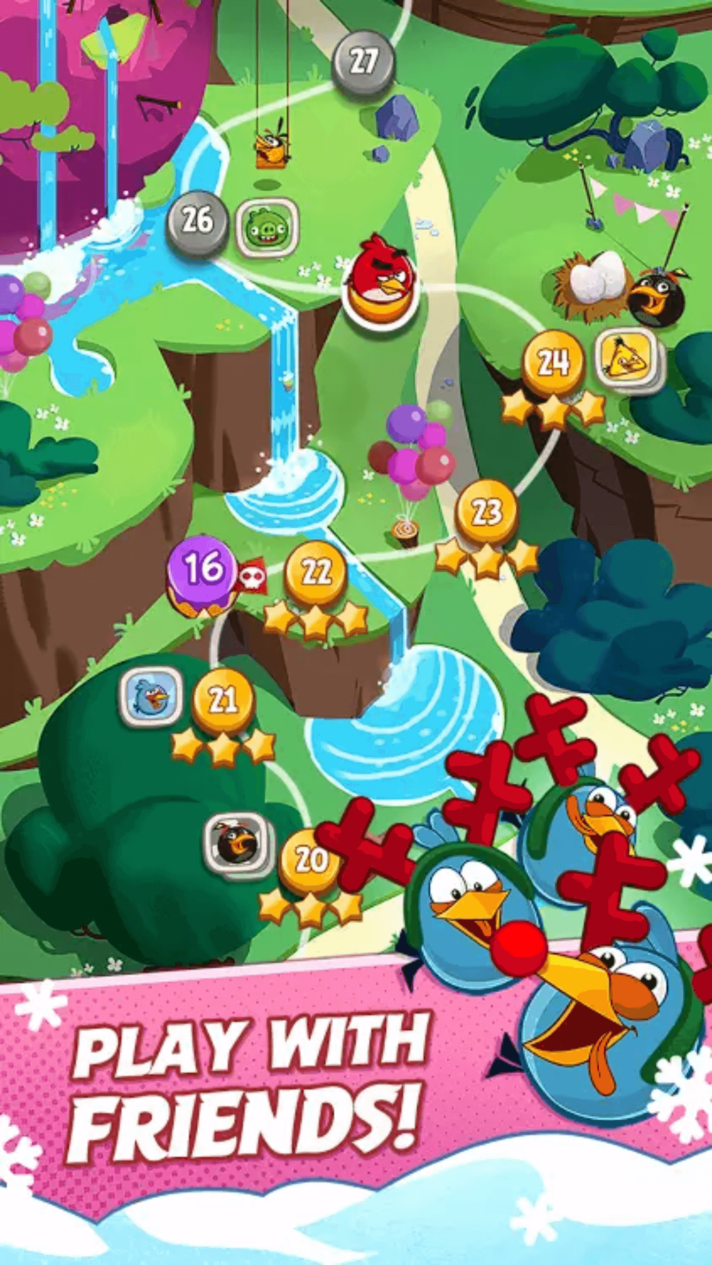 Angry Birds Blast Screenshot 02