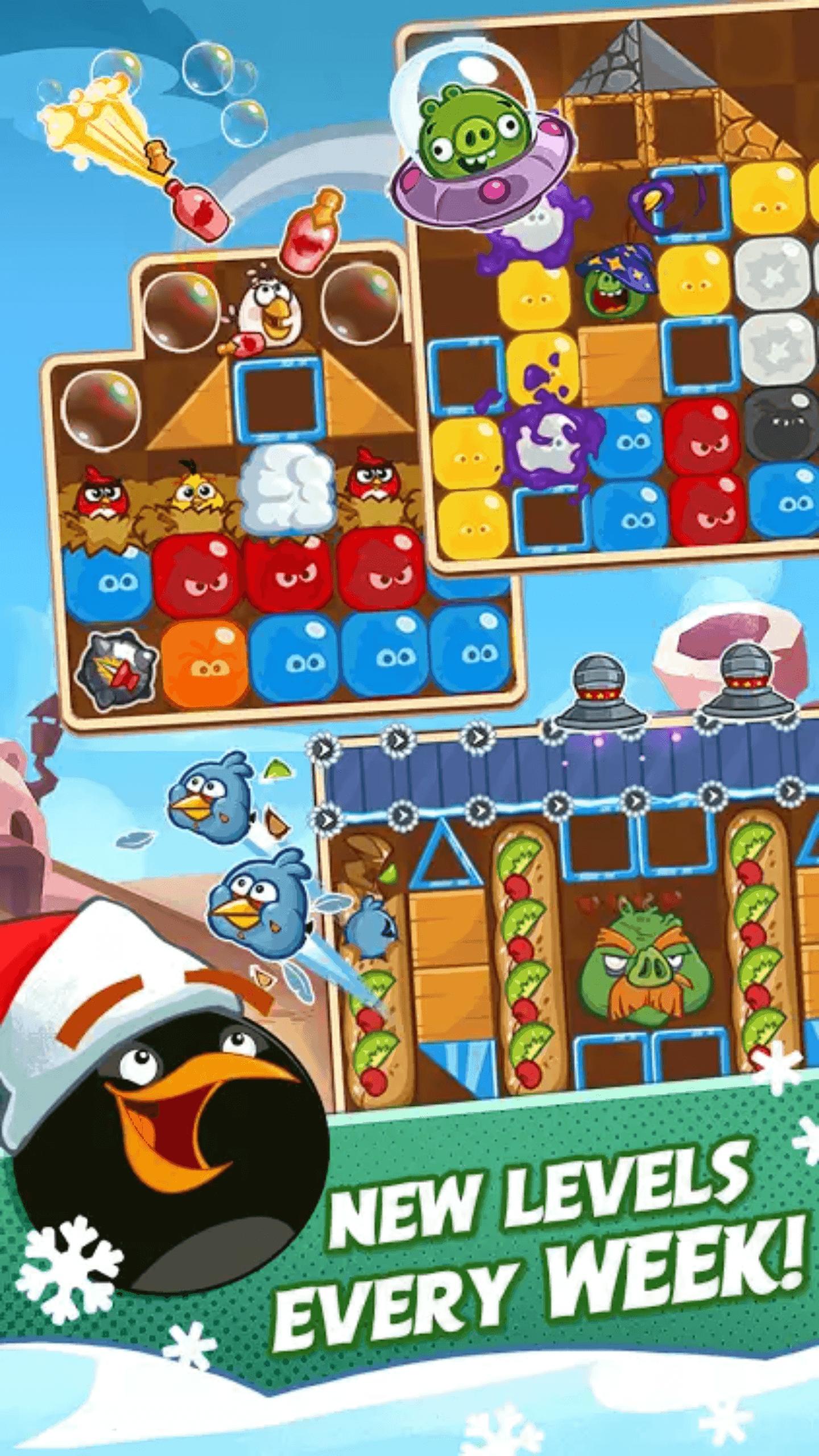 Angry Birds Blast Screenshot 03