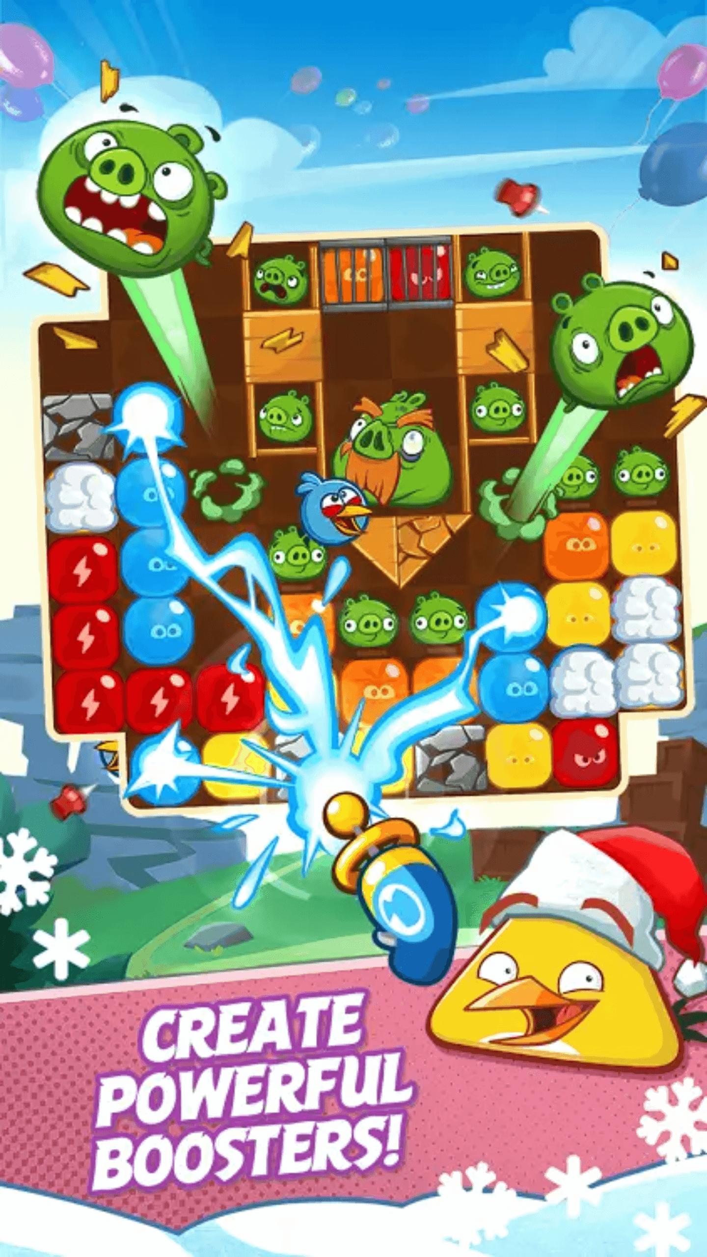Angry Birds Blast Screenshot 04