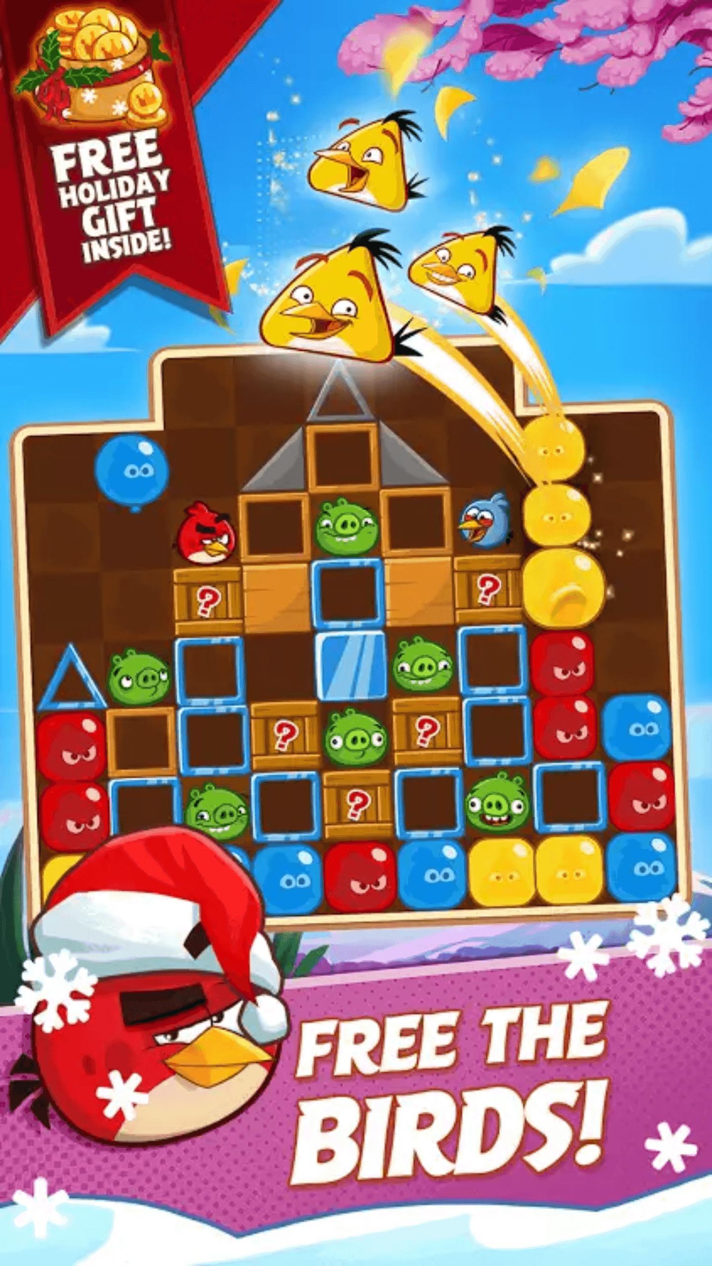 Angry Birds Blast Screenshot 05