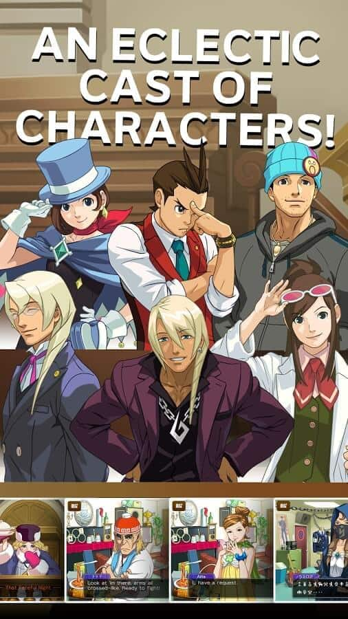 Apollo Justice Ace Attorney game official image 4