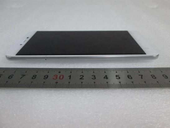 BLU Vivo XL2 FCC 5