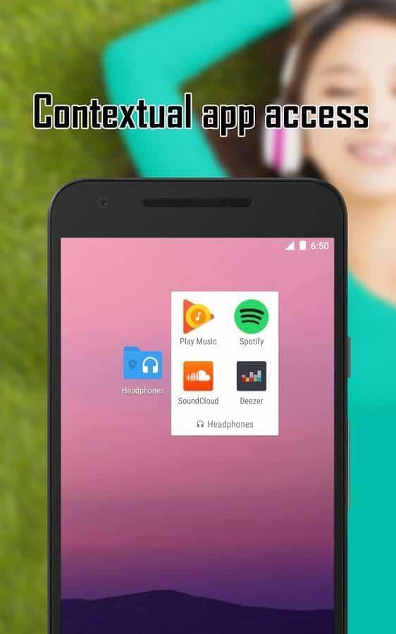 contextual-app-folders