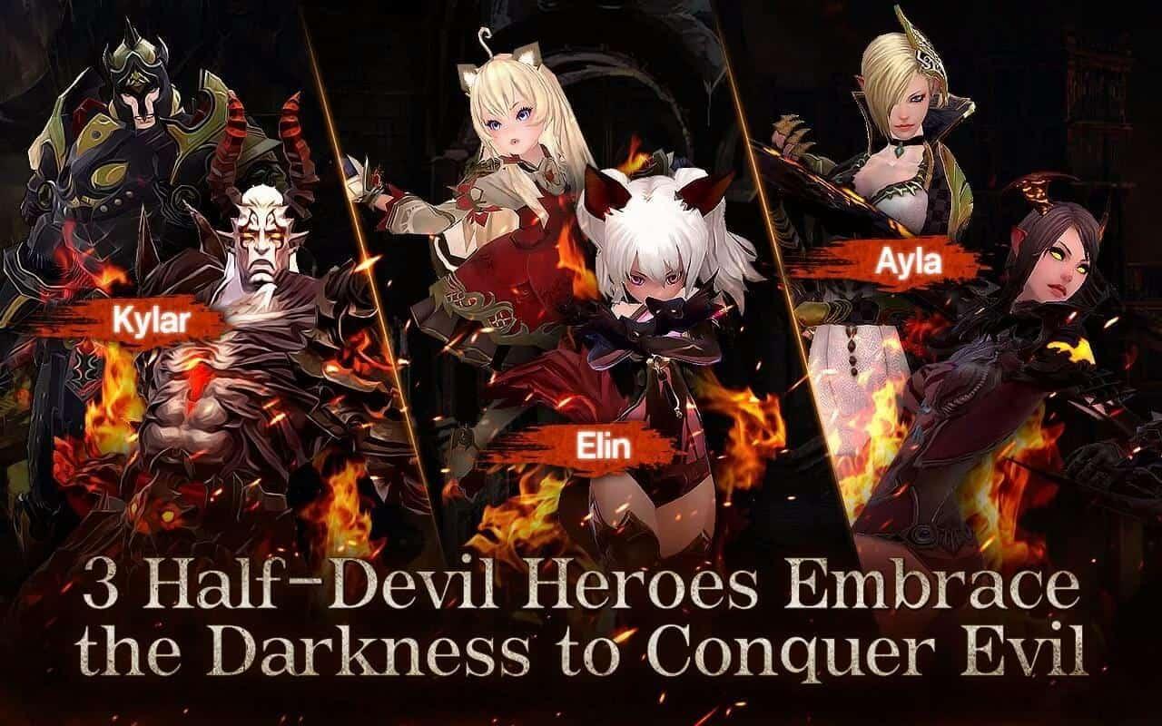 Devilian game official image 2