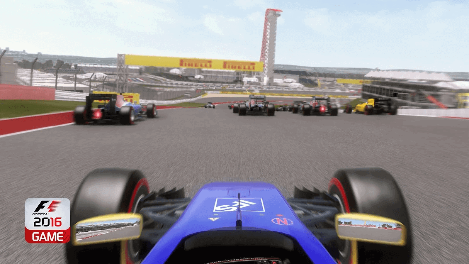 F1 2016 Android 06