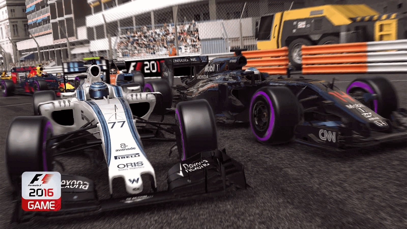 F1 2016 Android 08