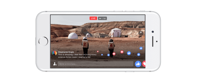 Facebook Live 360 Degree Video 2
