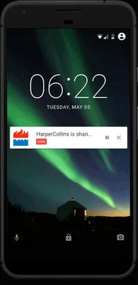 Facebook Live Audio Promo 3