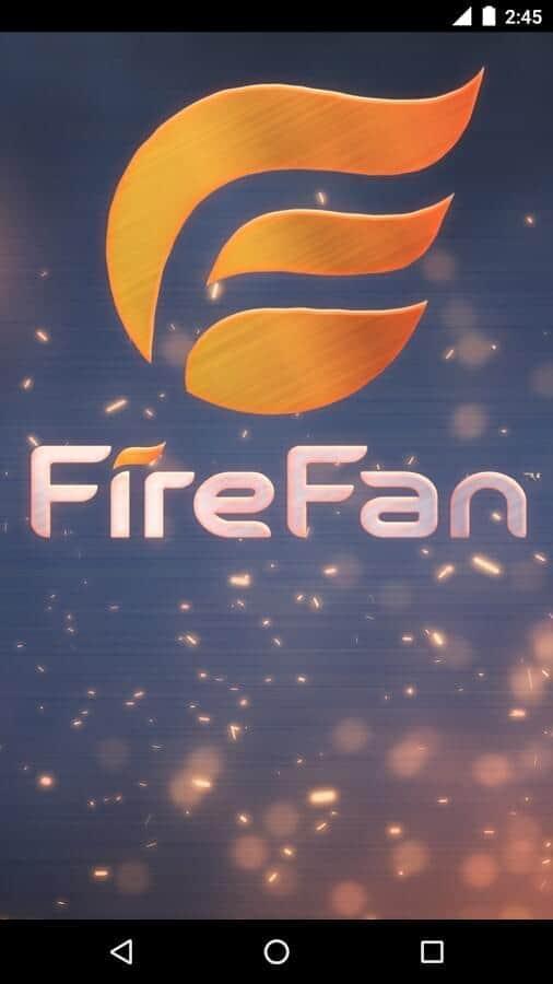 FireFan app official image 1