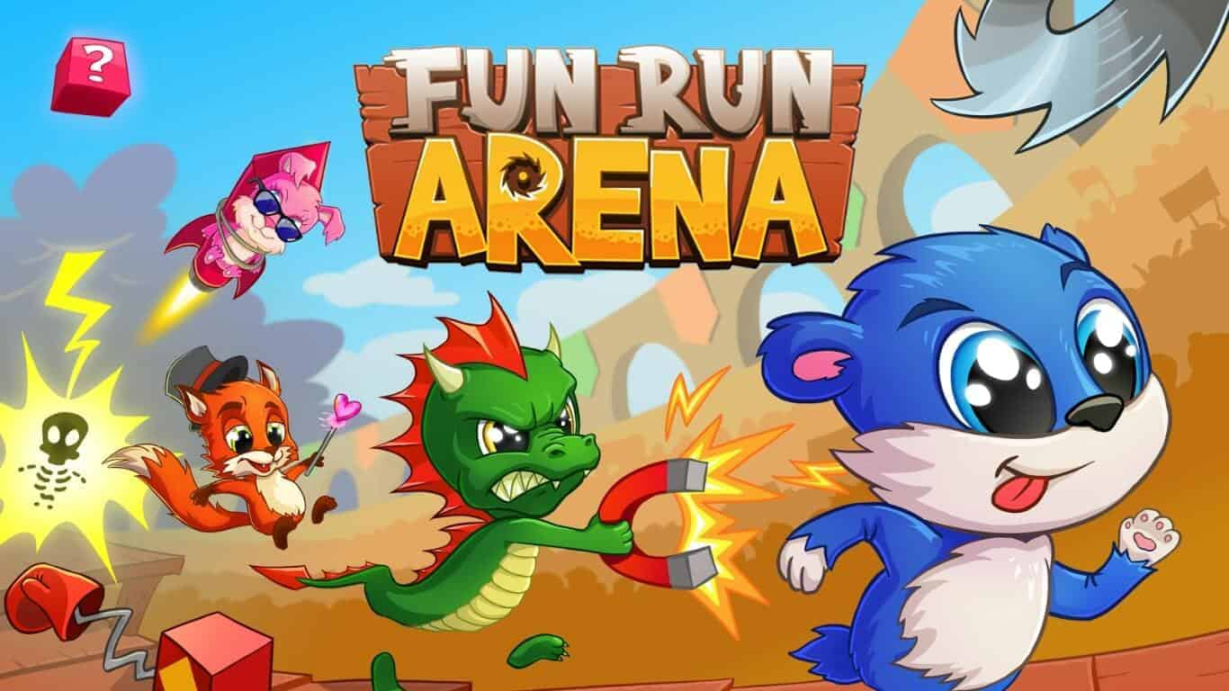 Fun Run Arena Multiplayer Race game official image 1