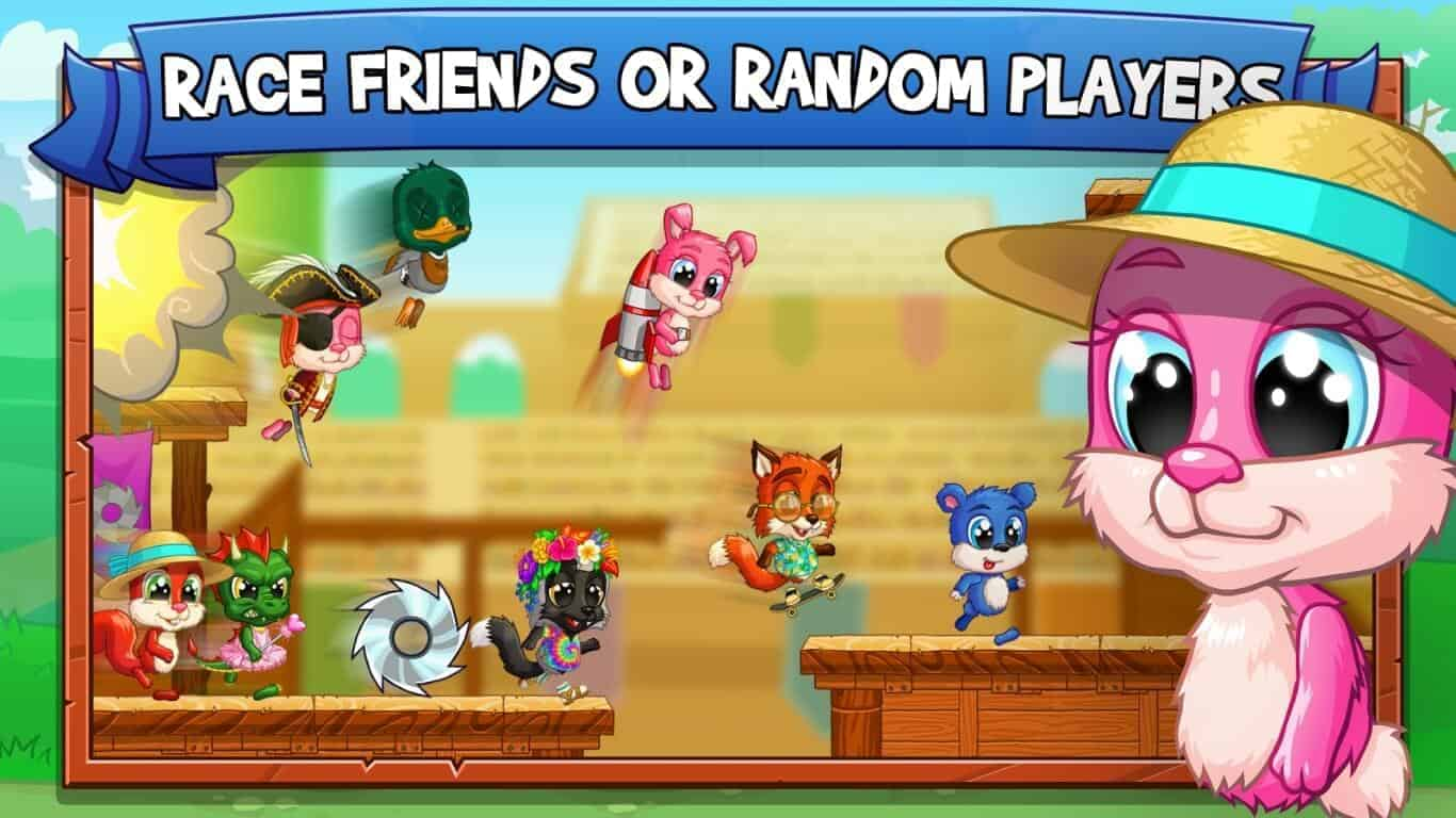 Fun Run Arena Multiplayer Race game official image 2
