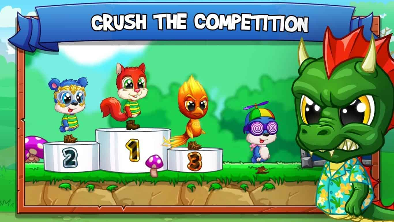 Fun Run Arena Multiplayer Race game official image 4