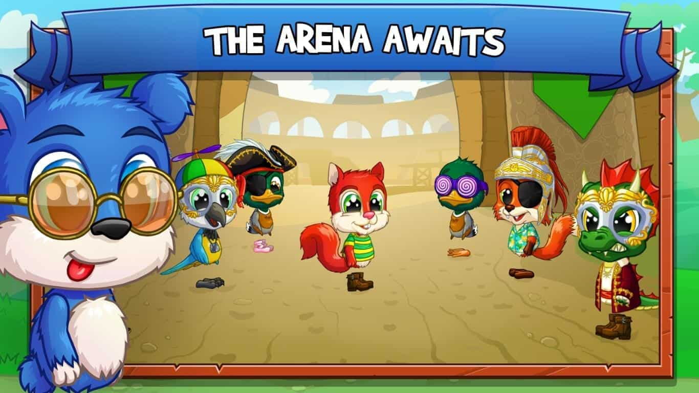 Fun Run Arena Multiplayer Race game official image 6