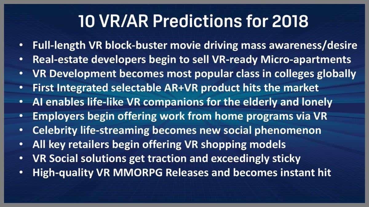 HTC VR predictions 1