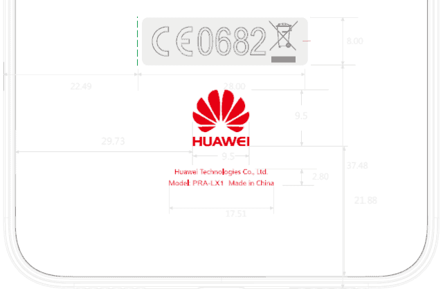 Huawei Honor Prague FCC KK 1