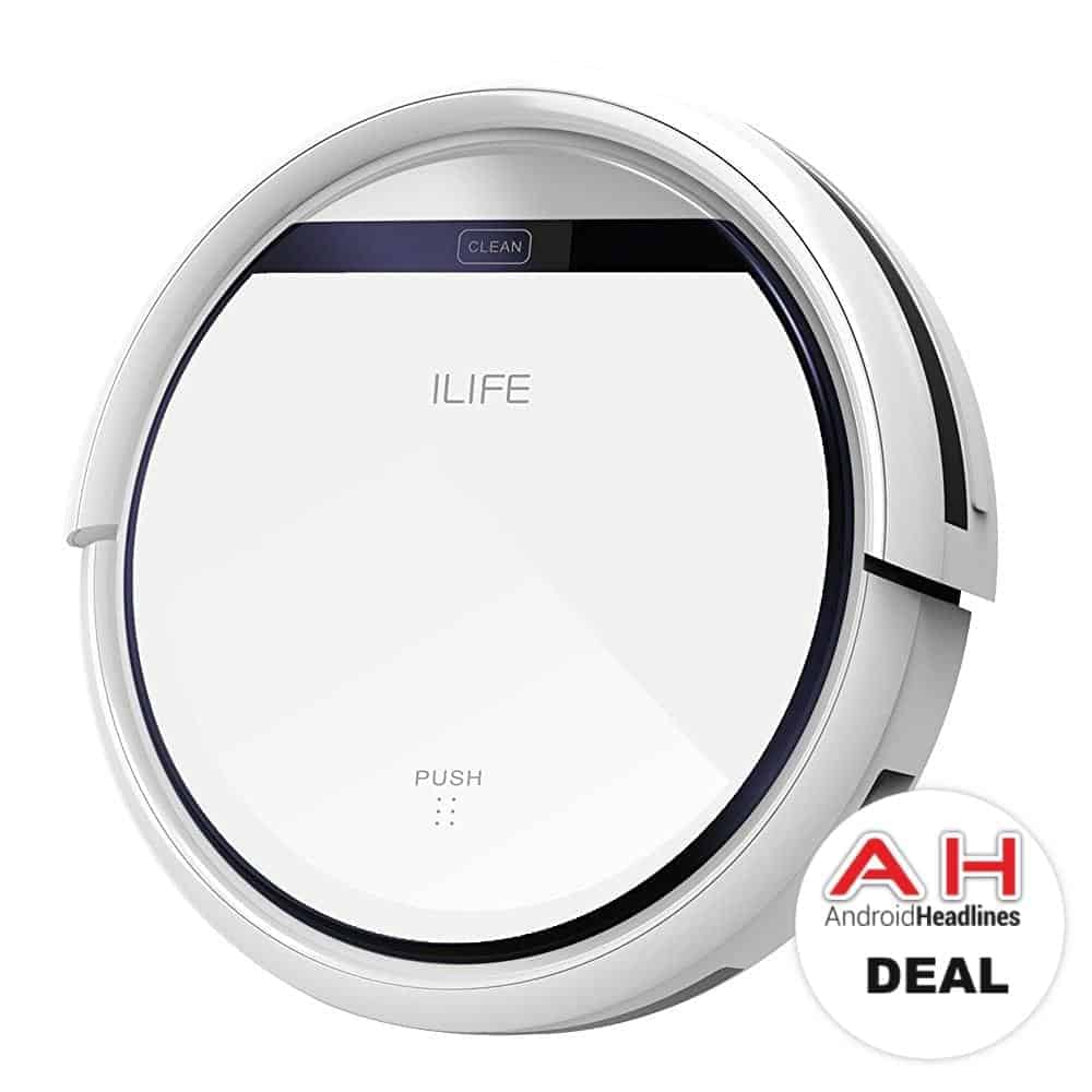 Deal save 36 on the ilife v3s robotic vacuum cleaner 12 22 16 androidheadlines com