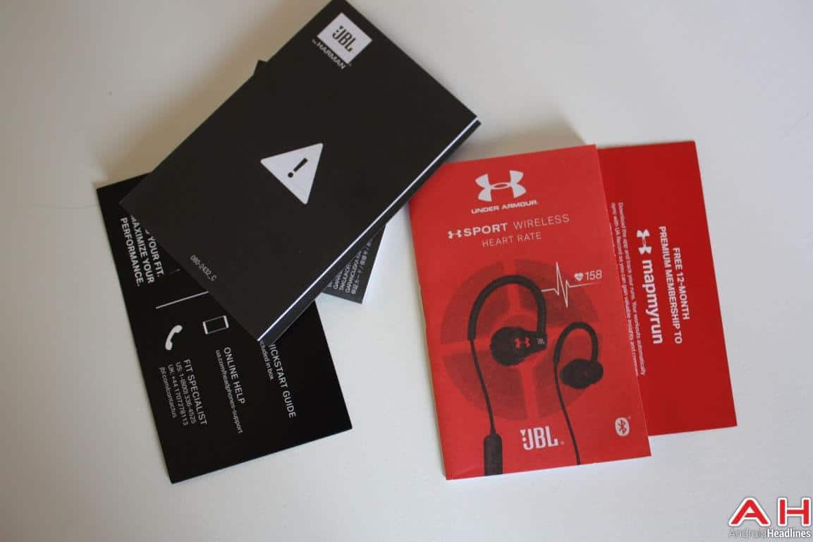 Review jbl under armour sport wireless heart rate hardware design falaconquin