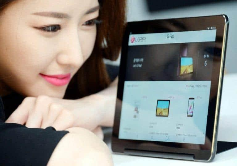 LG G Pad III 10.1 LTE 3
