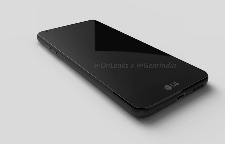 LG G6 Leaked Renders 1